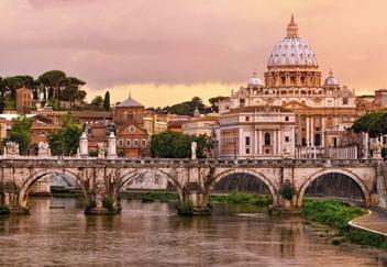 Fototapety - Rome