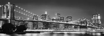 Fototapety - Brooklyn Bridge