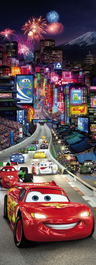 Fototapety - Cars Tokio