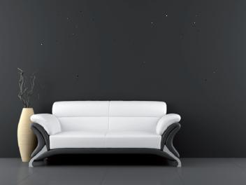 Samolepky na zeď - Geometrický svět