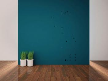 Samolepky na zeď - V tomto domě
