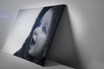 Fotoobrazy - Fotoobraz z vaší fotografie- černobílé