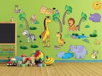 Velká sada safari