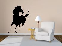 Běžící hřebec