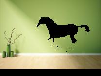 Běžící kůň