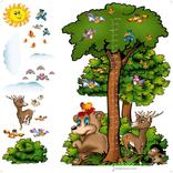 Strom s méďou