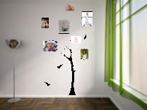 Strom s fotorámečky V2